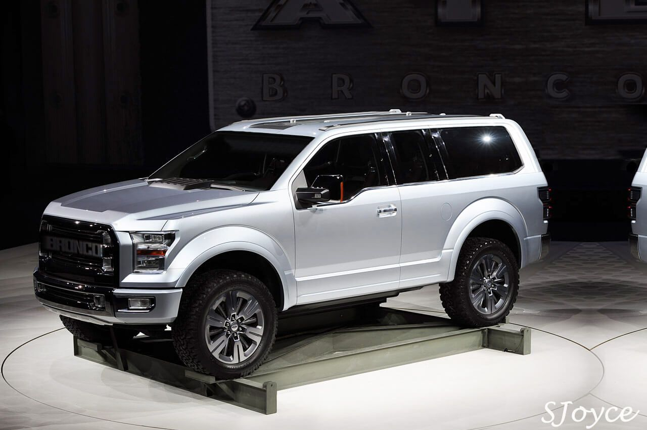 2020 Ford Bronco Is Confirmed Surprising Facts About Its Platform Intended For 2020 Ford Bronco Detroit Auto Show Ford Bronco Ford Suv Ford Trucks