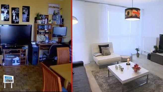 Les plus beaux relookings de salon. Maison à Vendre M6 | Maison a vendre, Maison à vendre m6 ...
