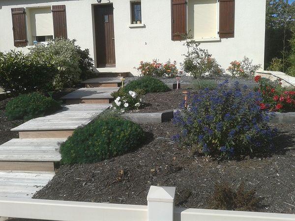 un jardin sans entretien le lutin vert paysagiste. Black Bedroom Furniture Sets. Home Design Ideas