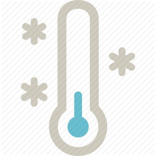Cold Frost Low Temperature Weather Icon Download On Iconfinder Weather Icons All Icon Temperature Weather