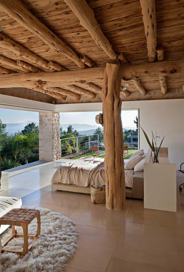 Fabulous modern property in Ibiza Can Frit Casas de campo, De - diseo de interiores de departamentos