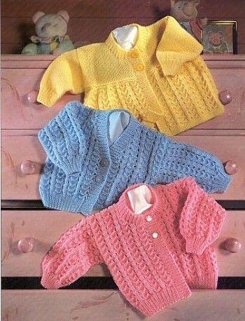 Vintage Baby Knitting Patterns Page 1 Babies Pinterest