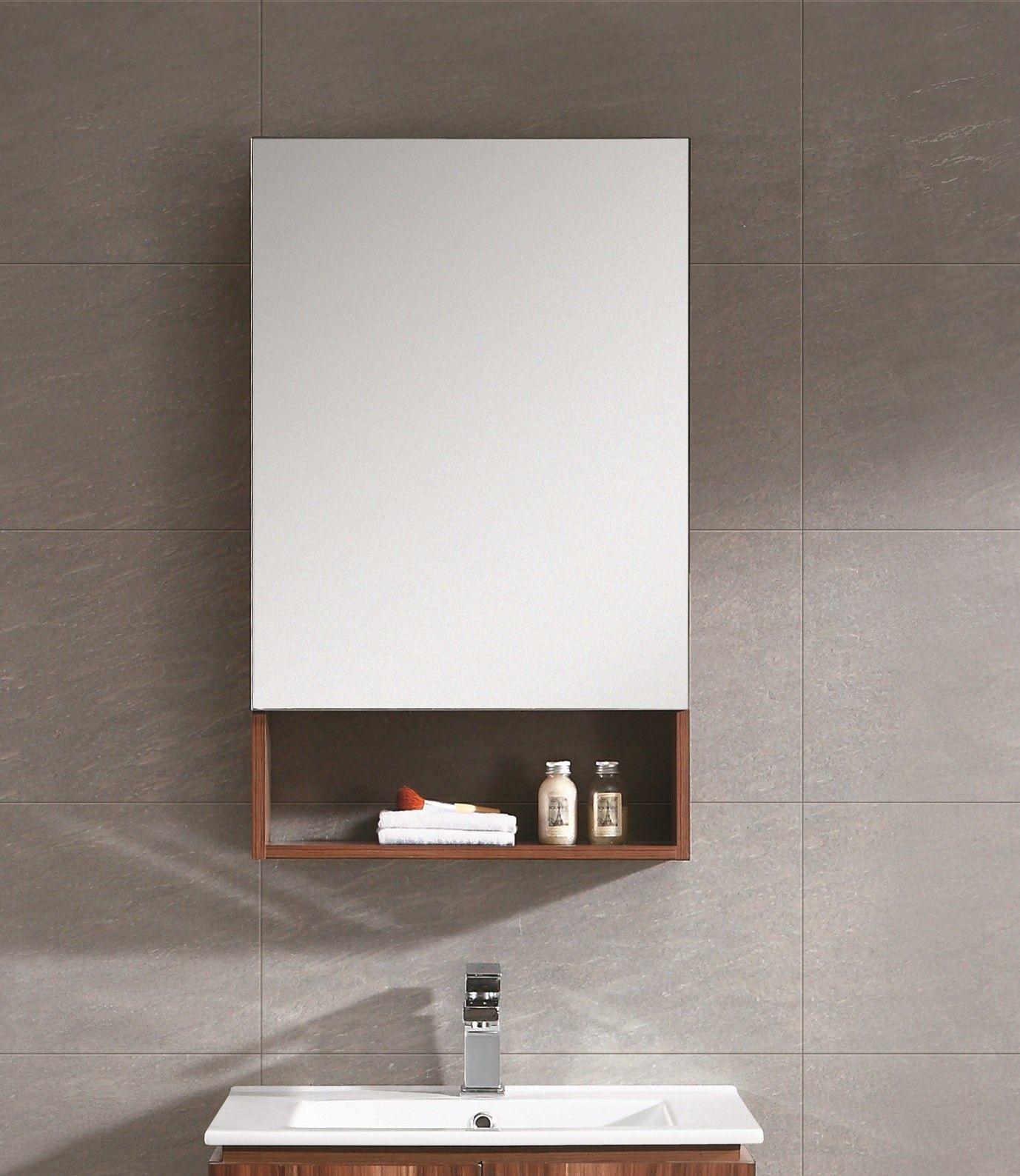 Glenwood 31 5 X 20 Surface Mount Medicine Cabinet Modern Master Bathroom Bathroom Mirror With Shelf Big Bathrooms