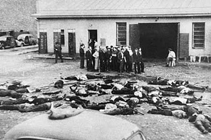 Massacre of Jews, Kovno Garage 27 June 1941