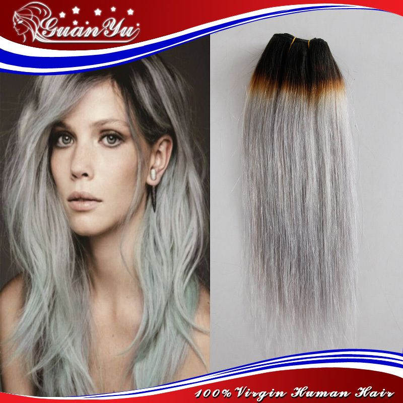 Gray hair with black roots google search hair makeup nails gray hair with black roots google search pmusecretfo Image collections