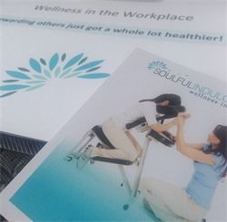 "wellness in the workplace metro Vancouver #mobilespa #onsiteservice ""the eco-savvy spa that comes to you"""