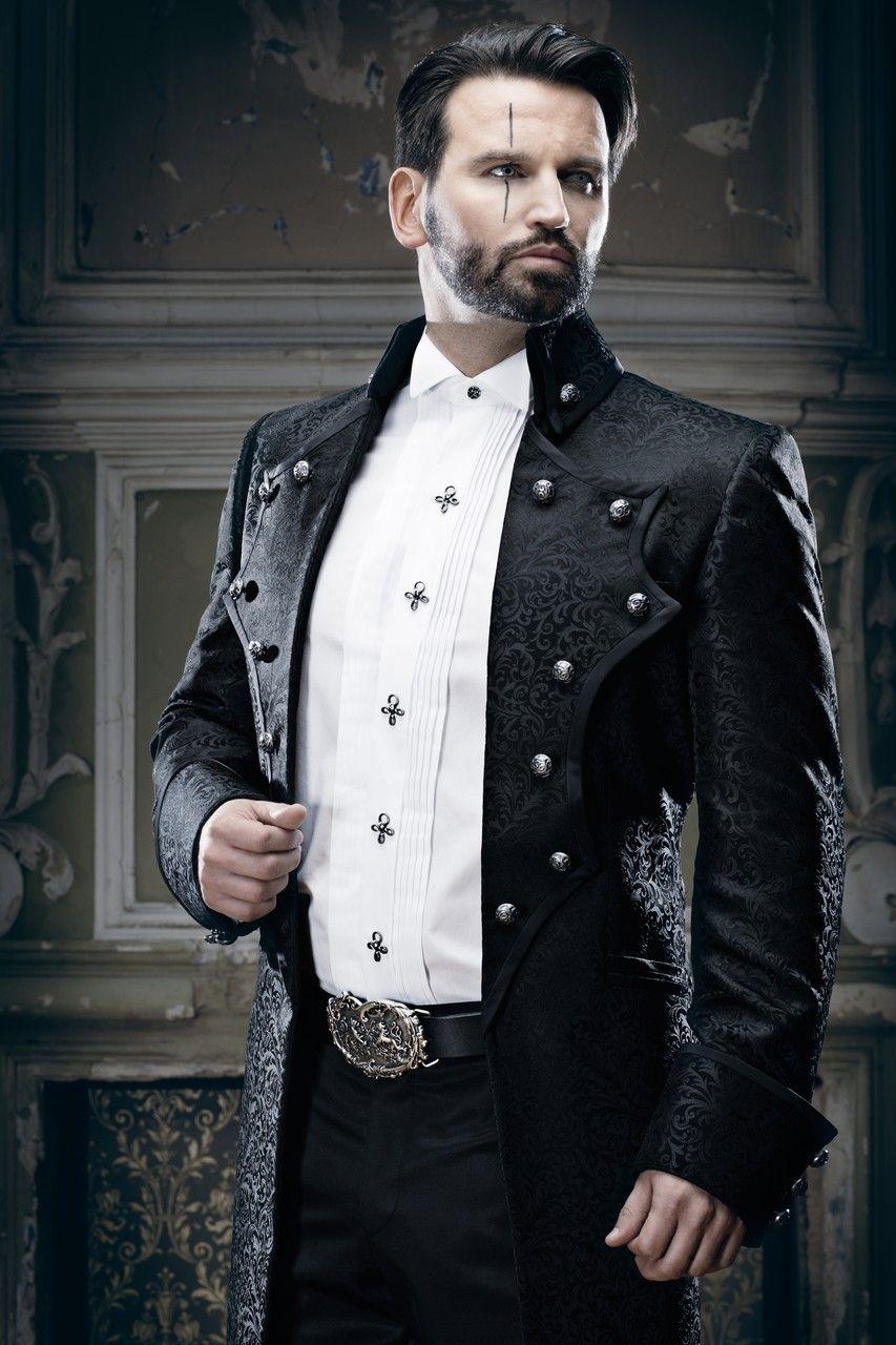 Extravagante Gehrocke Und Hochzeitsanzuge Extravagante Brautmode Ausgefallene Hochzeitsanzuge Gehrocke Kleidung Herren Buhnenoutfits Herren Mode