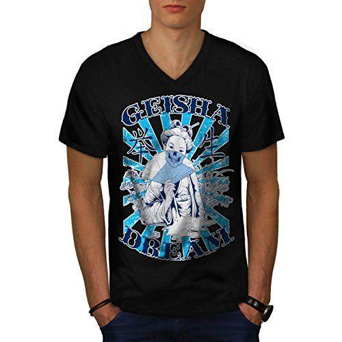 T-shirt dream geisha