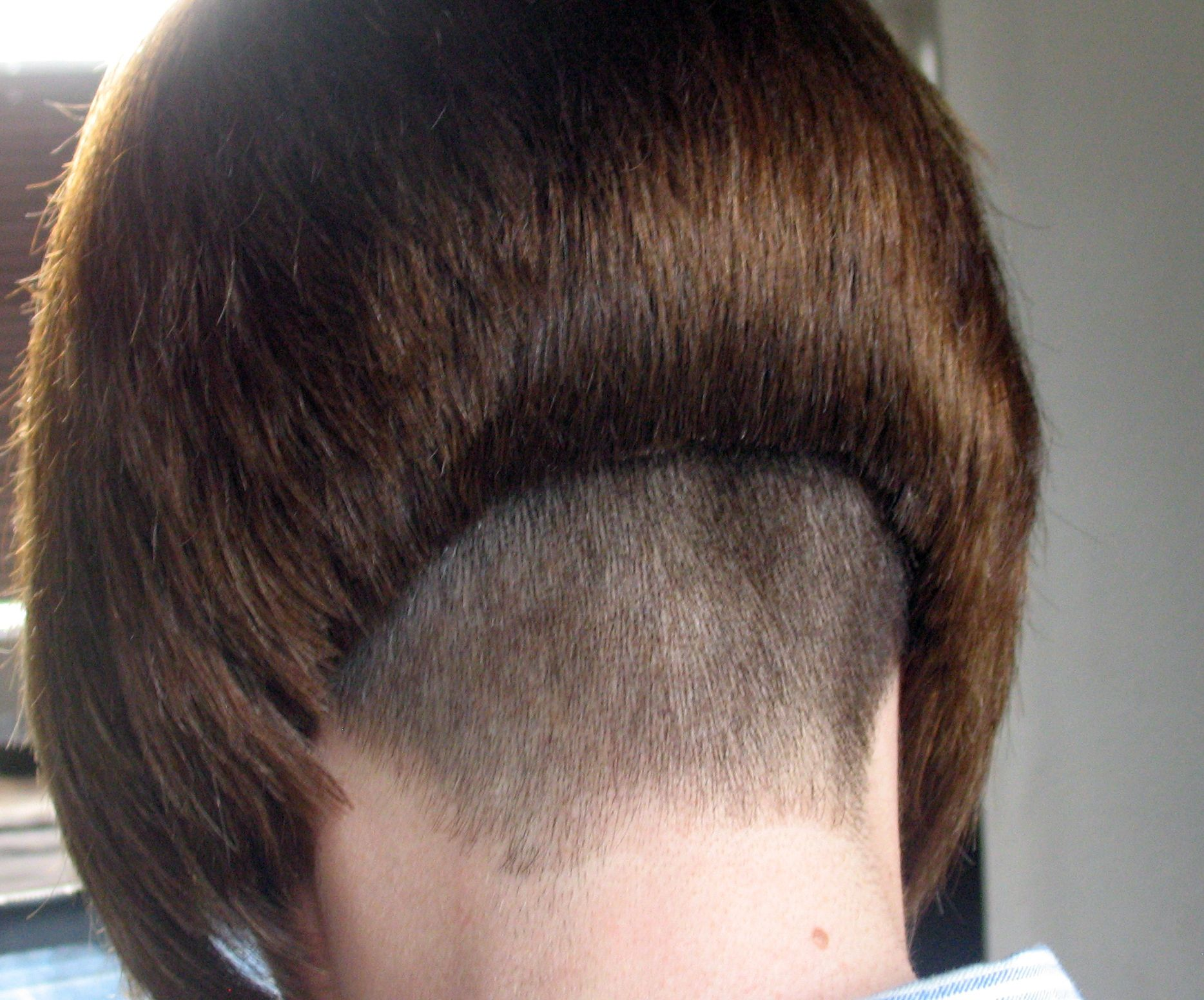Super Mrs Cb From The Coolbobs Com Website Hair Undercuts Short Hairstyles For Black Women Fulllsitofus