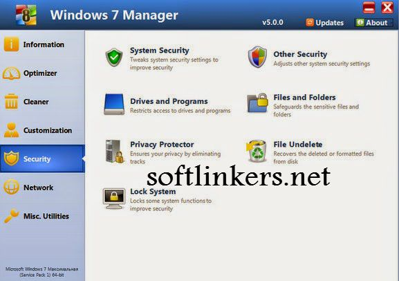 94fbr windows 7 manager