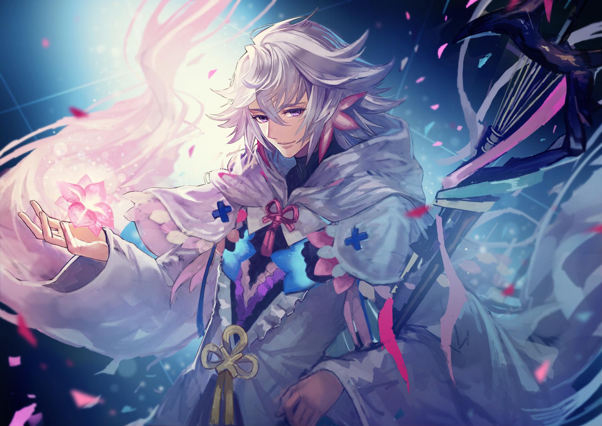 fate/grand order 中性