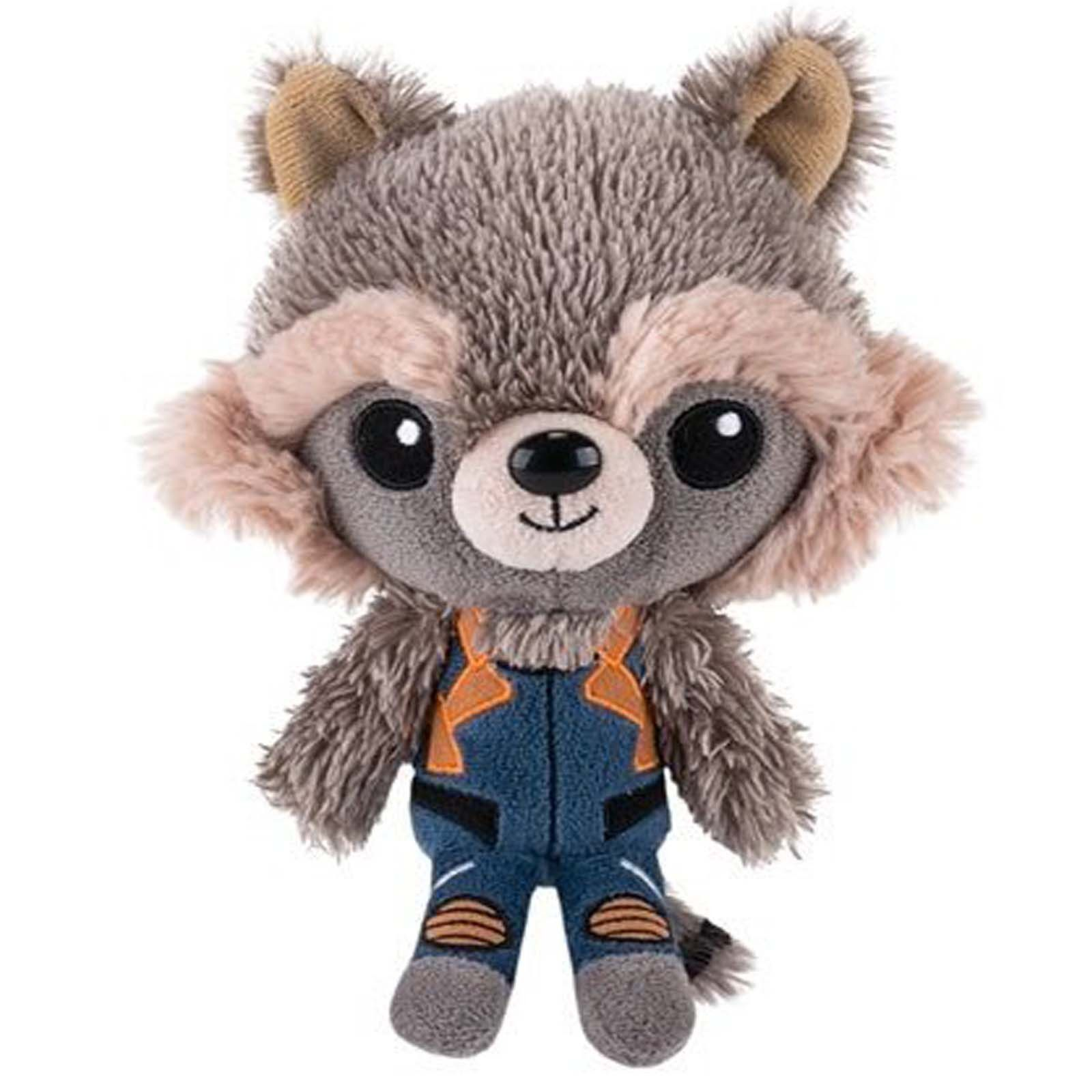 *NEW* Guardians of the Galaxy Rocket Racoon Fabrikations Soft Sculpture Figure