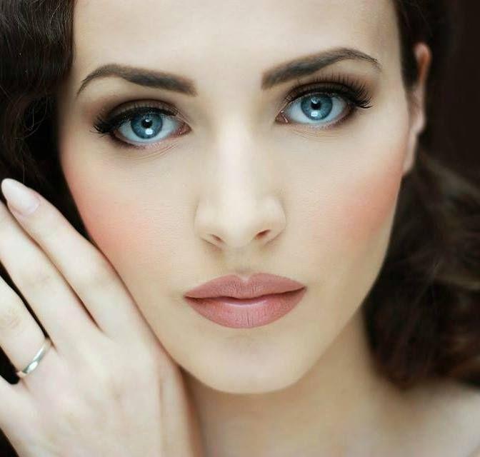 We This Moncheribridals Com Weddingmakeup Bridalmakeup Nudelip Daytime Makeup Hair Makeup Makeup
