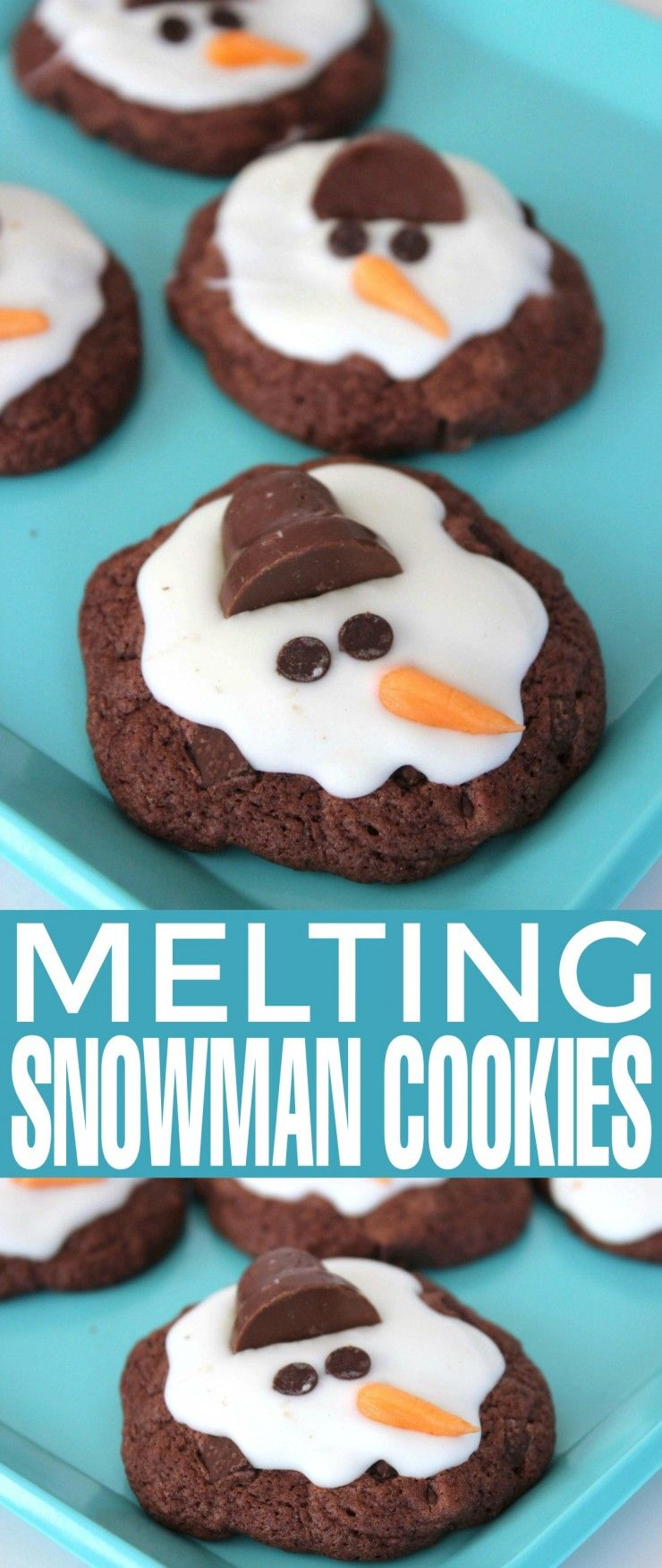 Photo of Melting Snowman Cookies – Frugal Mom Eh!