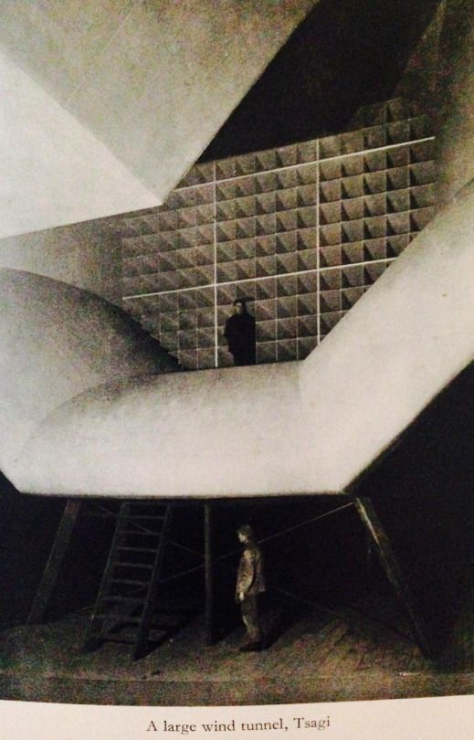 Central Aerohydrodynamic Institute's experimental wind tunnel, USSR, 1930s