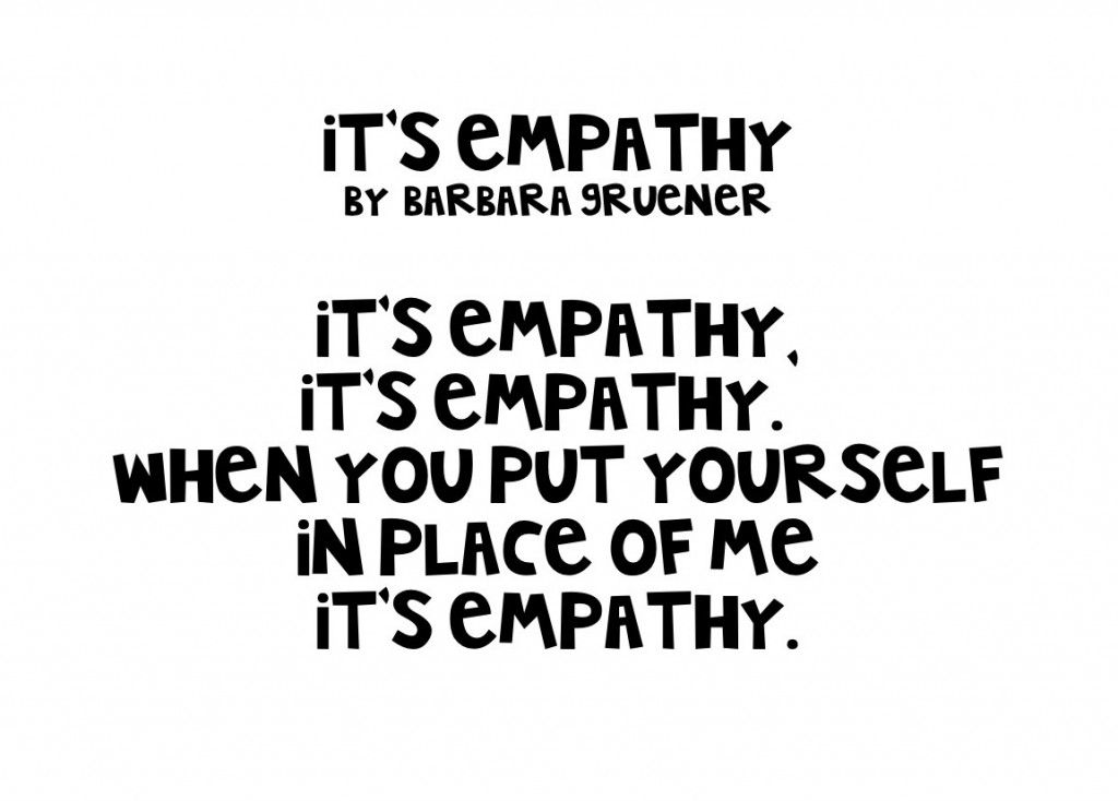 A great way to teach young kids about #empathy. Includes a