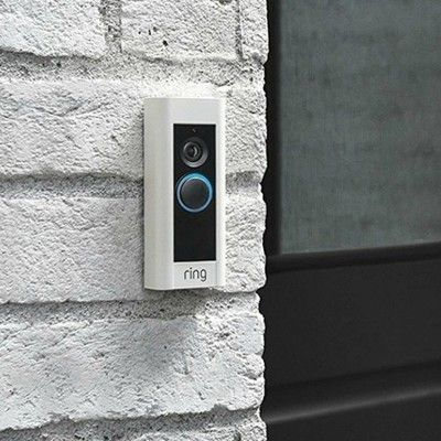 Answer your doorbell from anywhere with 50 off Ring's