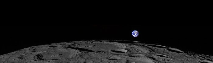 Marveling At The Blue Marble Nasa S Stunning View Of Earth From The Moon Blue Marble Lunar Busy Images