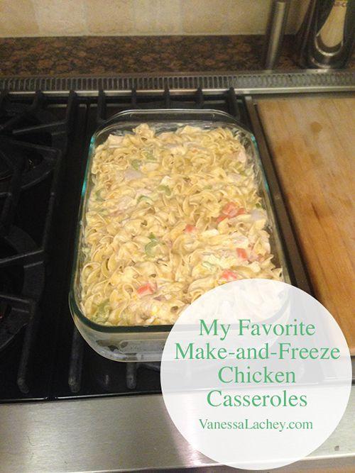 The Dish My Comfort Food Chicken Casseroles Vanessa Lachey Even