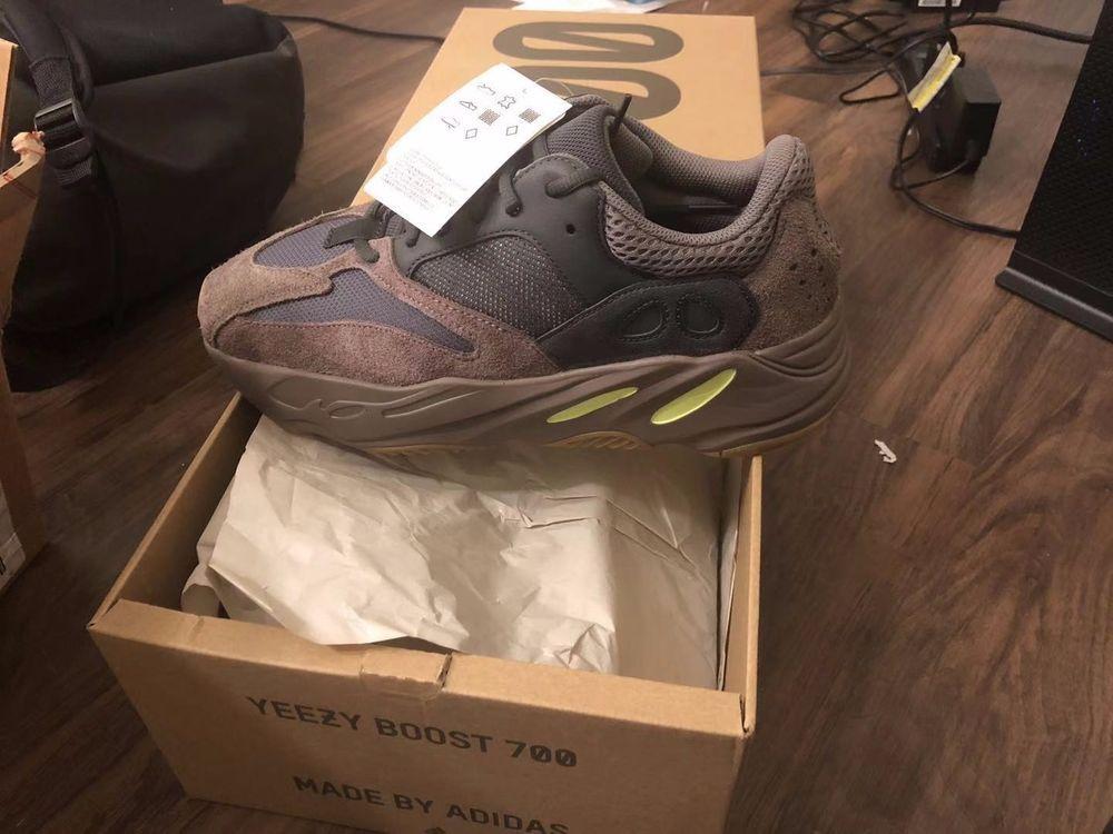 innovative design 8ada2 23e8c Adidas Yeezy 700 Mauve size 9.5 #fashion #clothing #shoes ...