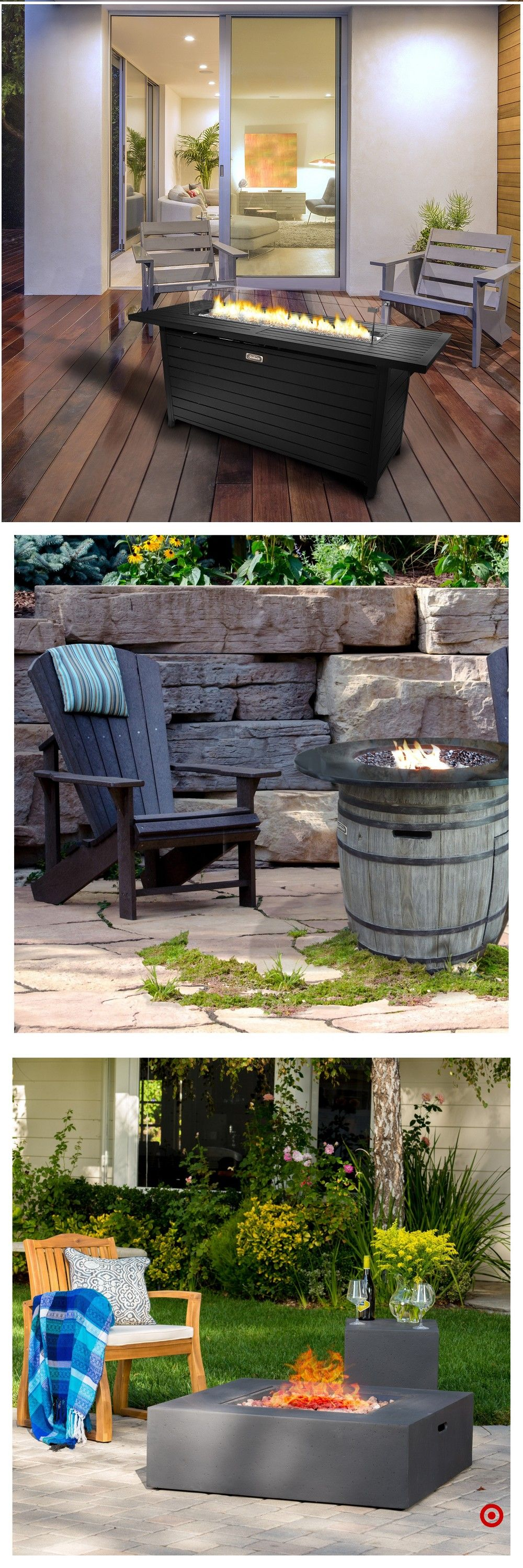 Shop Target for fire pits you will love at great low ... on Target Outdoor Living id=77247
