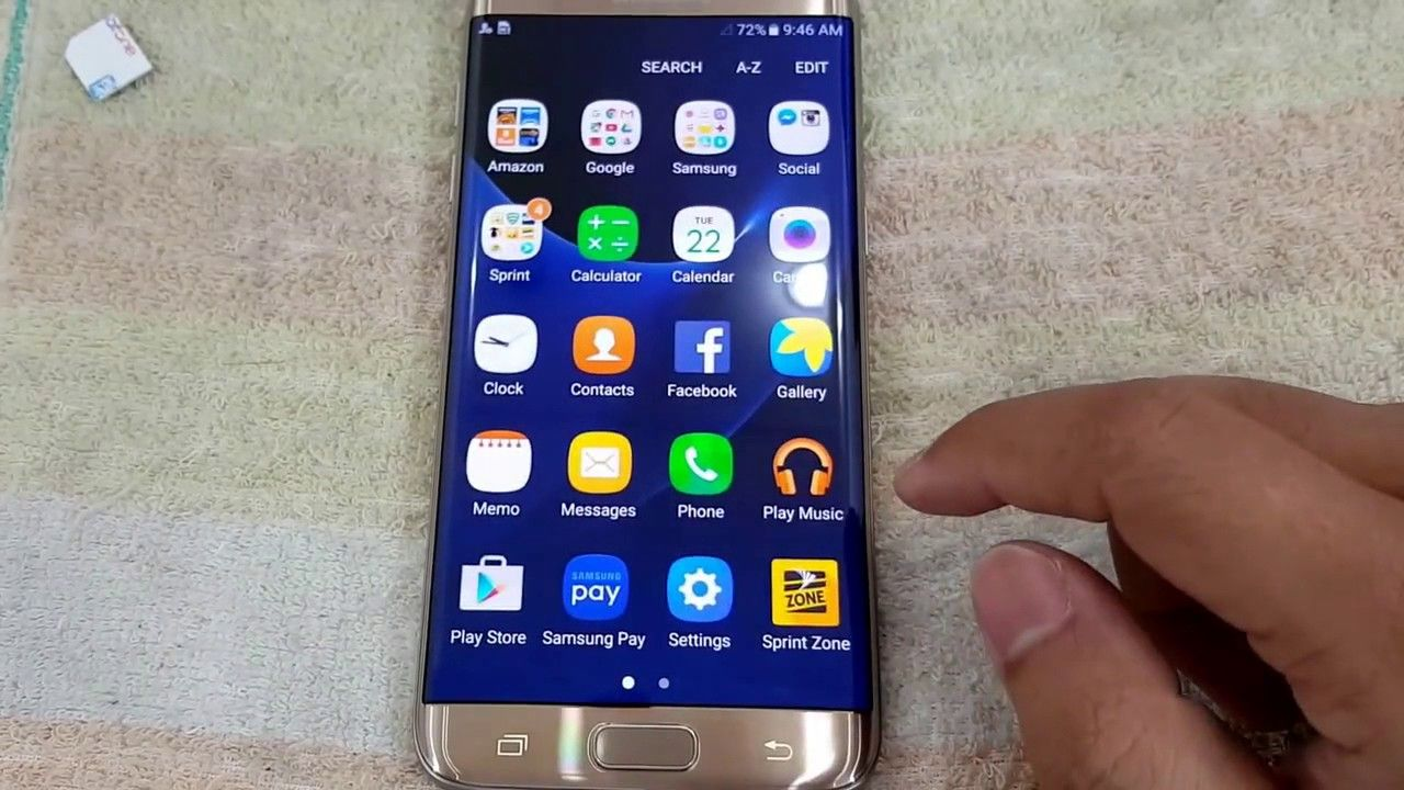 Unlock GSM Samsung Galaxy S7 Edge Sprint G935P permanently