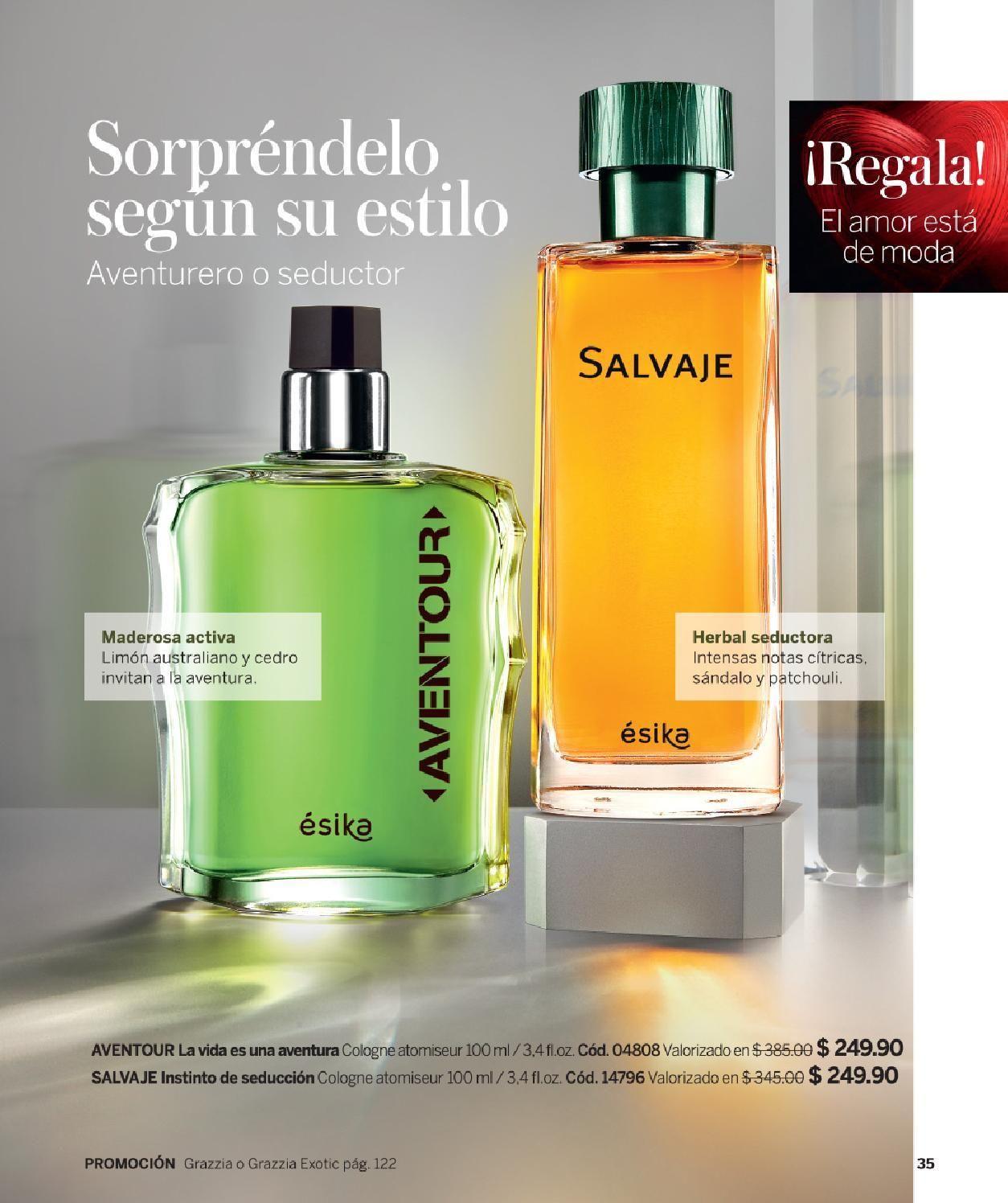 Catálogo Ésika México C03 ClippedOnIssuu Perfume