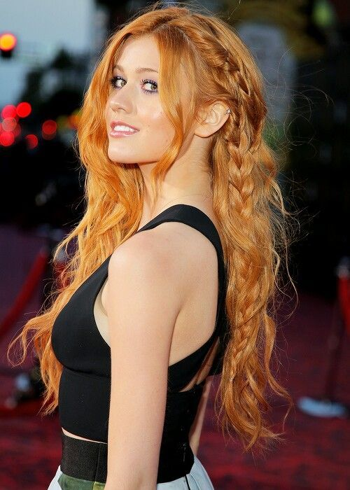 ❤️ Redhead beauty❤️,  #Beauty #hotredhairstyles #Redhead – Rote Frisuren Blog