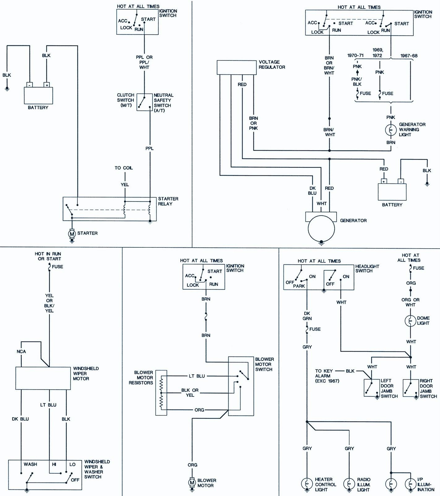 421C 72 C10 Wiring Diagram | Wiring ResourcesWiring Resources
