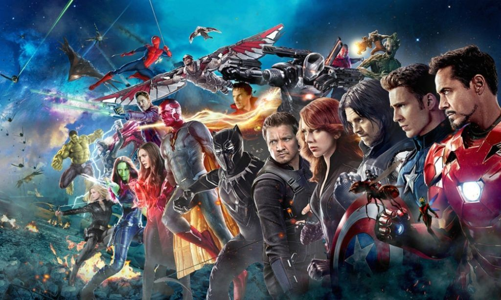 Correct Way To Watch Marvel Cinematic Universe Movies Avengers
