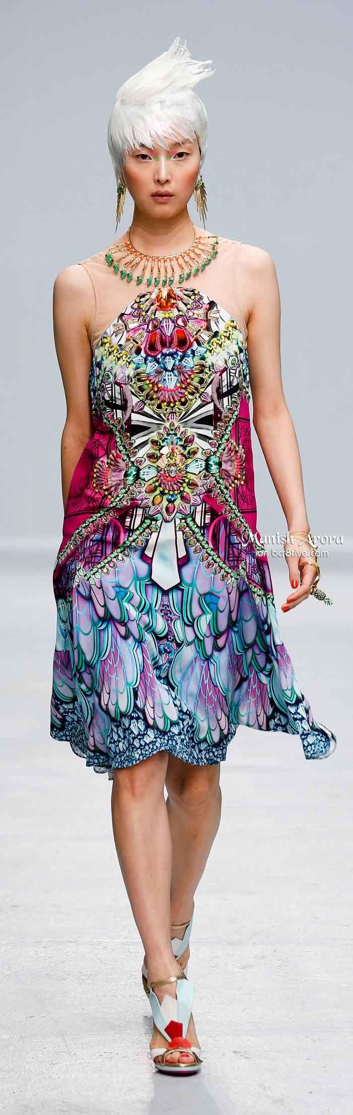 Manish Arora Spring 2014 i | . 2019 / 2020 fashion ...