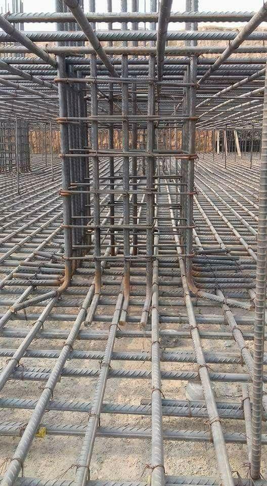 Mat Foundation Projetos De Construcao Construcao De Casas Construcao Civil