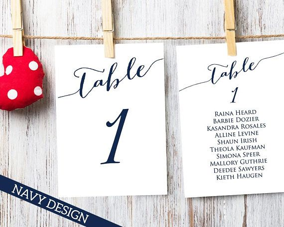 seating card template instantly download edit and print your own