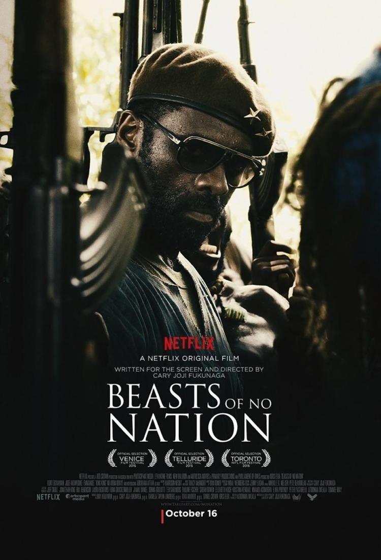 Beasts Of No Nation Filmes Assistir Filme Cartazes De Cinema