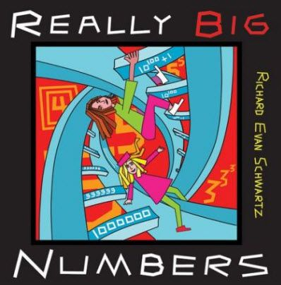 The American Mathematical Society publishes its first math book for children, Really Big Numbers