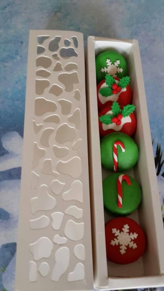 Christmas special Macarons