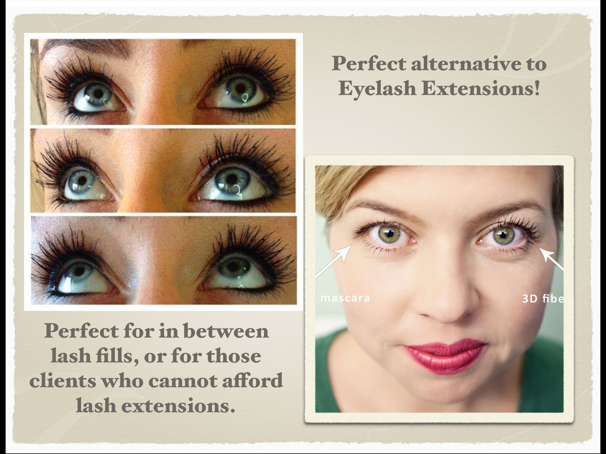 The Moodstruck 3D Fiber Lash Mascara is our best selling