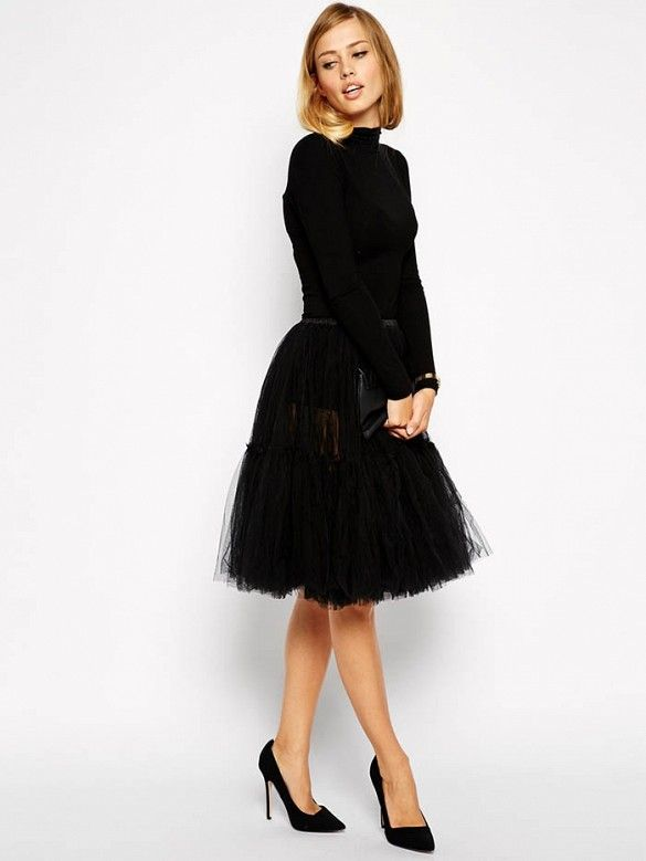 18 Affordable Accessories for an Instant Halloween Costume - black skirt halloween costume ideas