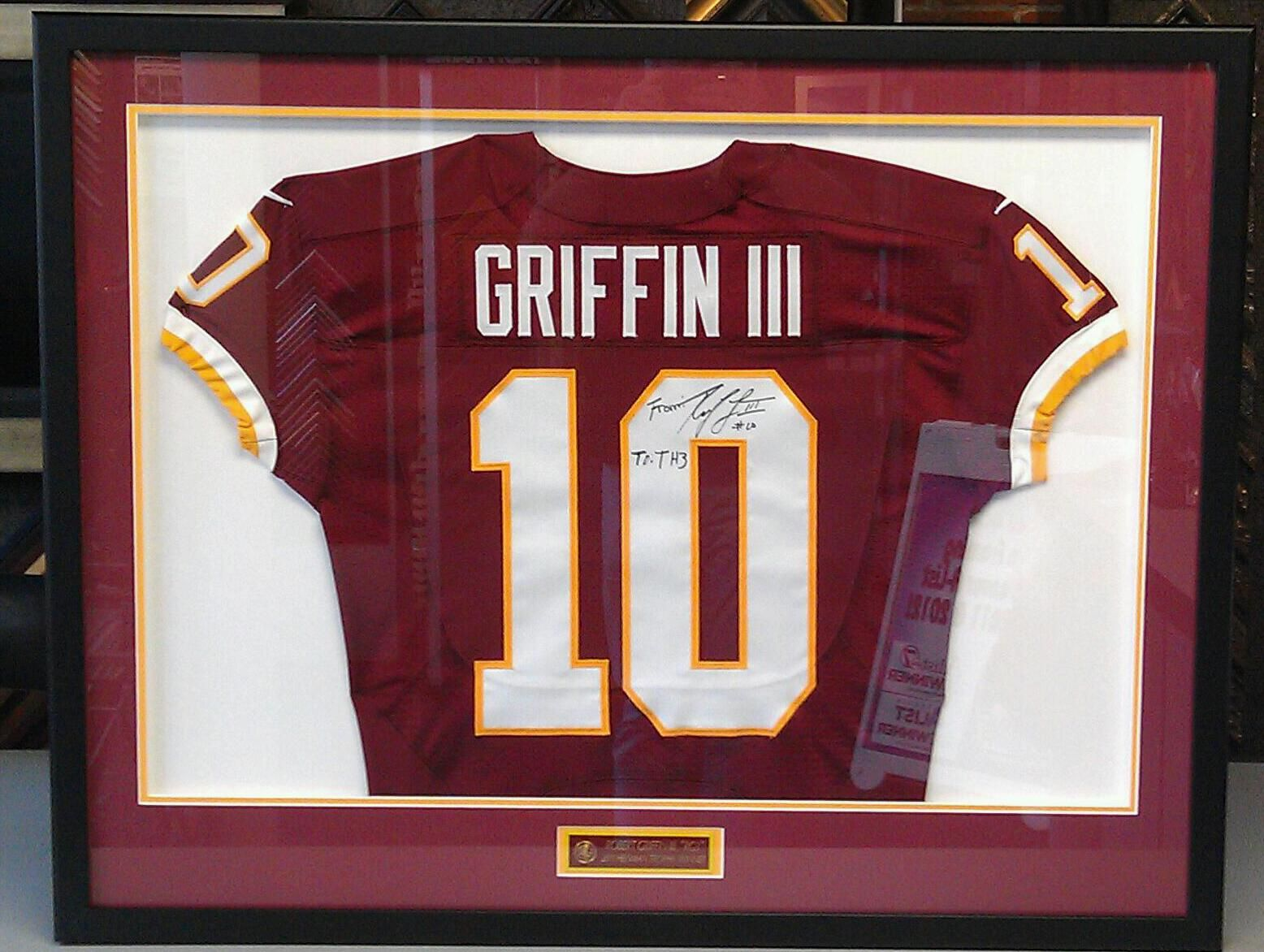 Pin on Jersey Framing & Sports Framing FastFrame of LoDo