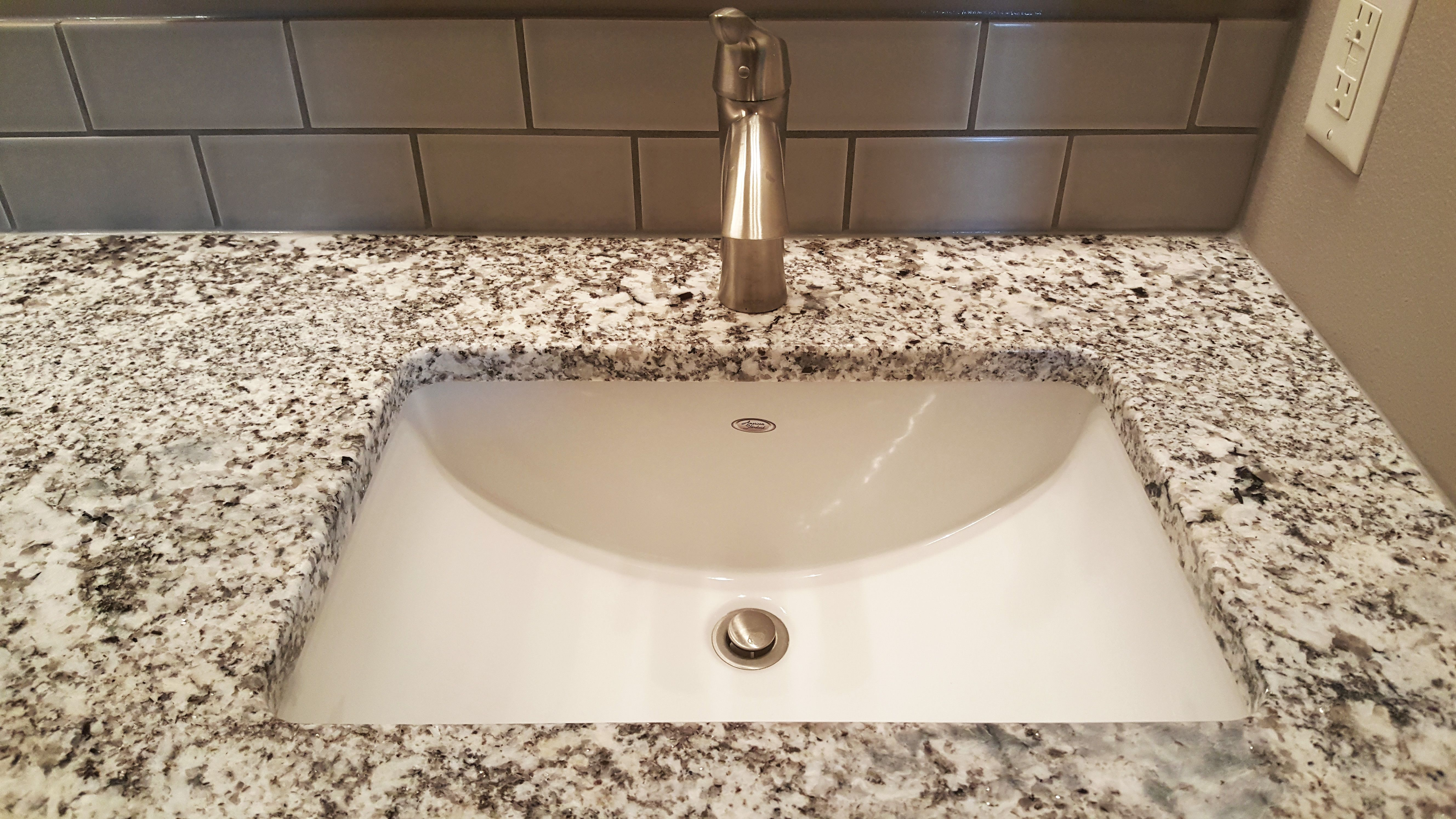 Sienna White Polished Granite Countertops From Brazil With Images Granite Countertops Granite