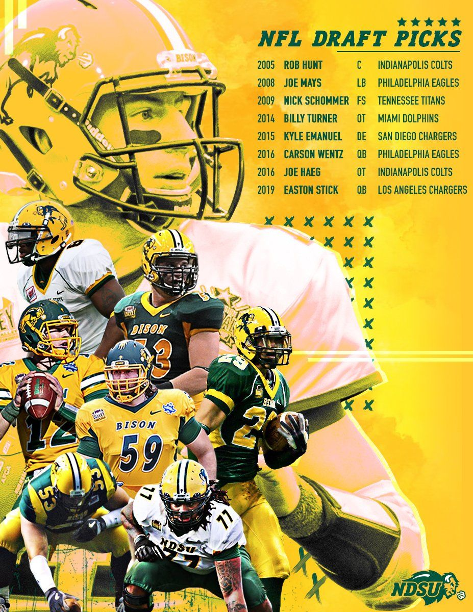 North Dakota State In 2020 San Diego Chargers Tennessee Titans Nfl Draft