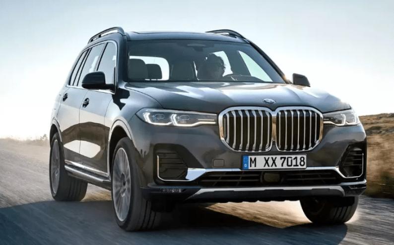 Bmw X8 Suv 2021 Changes Concept Design Interior Price Uscarsconcept Com In 2020 Bmw X7 Suv New Bmw