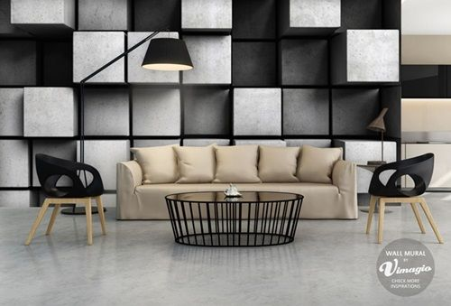 How To Choose The Perfect Wallpaper For Your Home Interesting Mural A Room Where