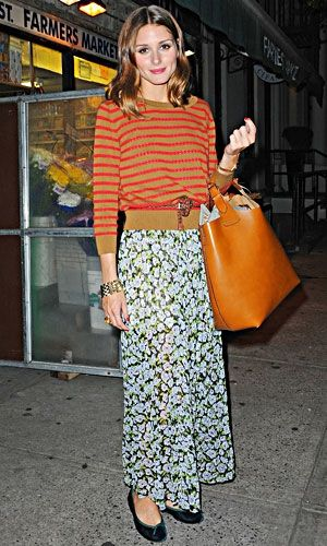 The Olivia Palermo Lookbook : Looking back on Olivia Palermo Style : 2011