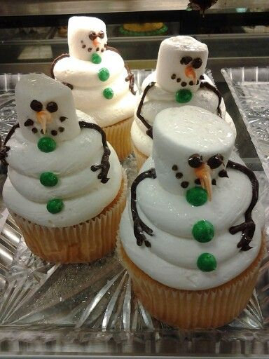 Christmas Scones Bakery S Snowmen Army