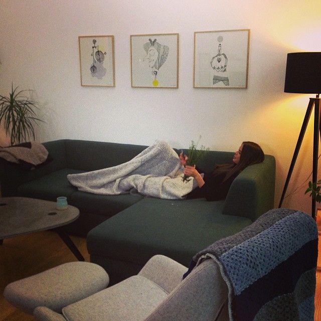 Blankets and illustrations designed by nor:den Thanks to the Danish design brand SaysWho www.sayswho.dk  Illustrationer og plaids dekorerer de danske hjem ser det ikke fantastisk ud??#design#bolig#boligdesign #interior #indretning #interiør #plaid#illustration#doodles #BehindTheScenes #Reklame #CommingSoon @ivalusorensen #Hygge #Kvalitet #Lighthouse #Århus #Movie