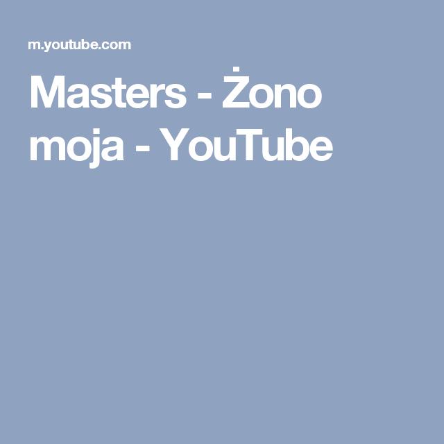Masters Zono Moja Youtube Weather Screenshot
