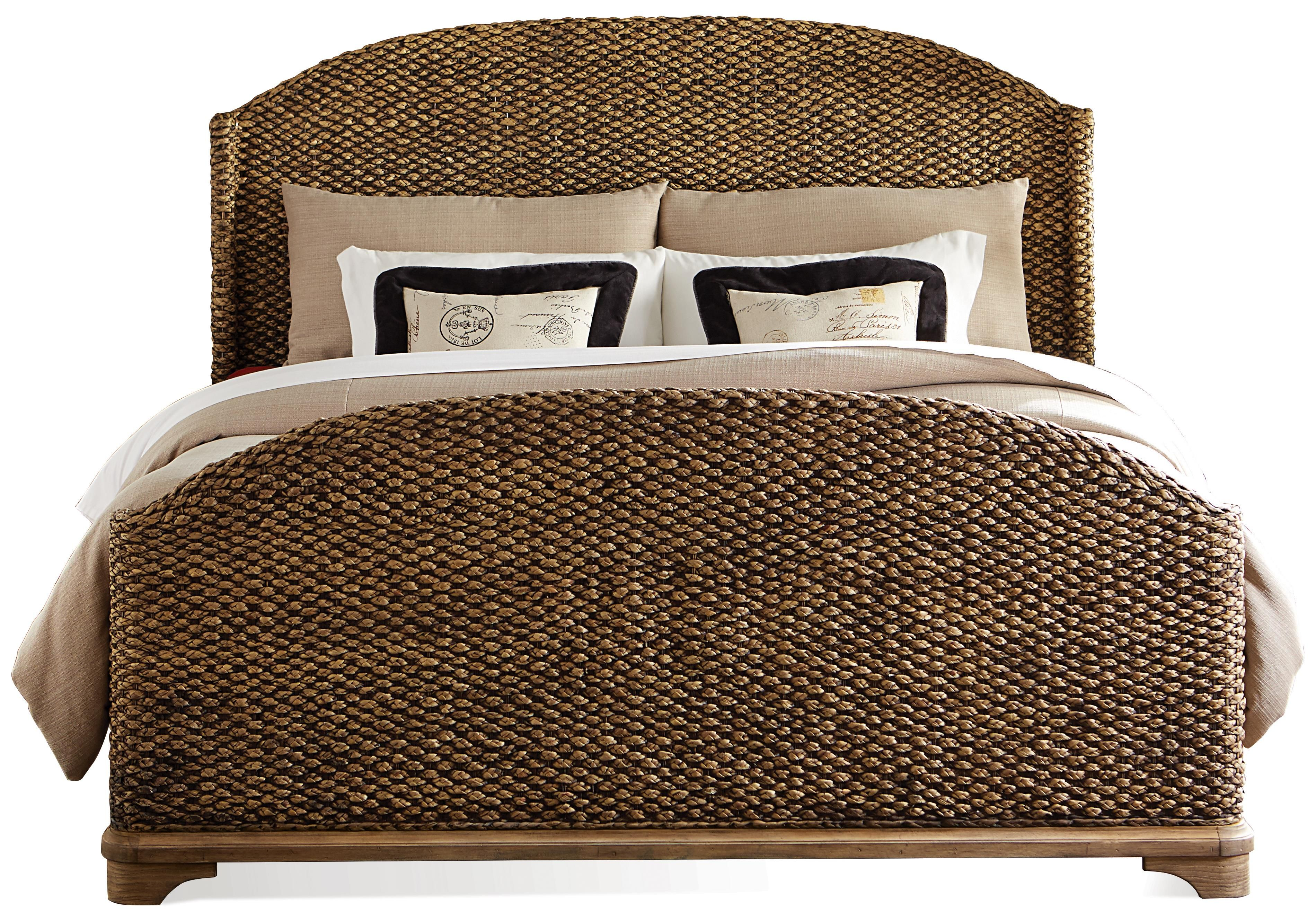 Brings Exceptional Warmth To Your Bedroom With Seagrass Headboard