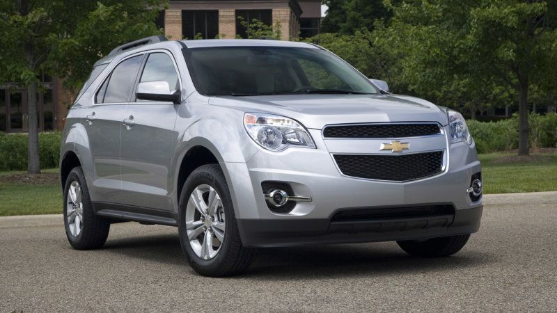Chevrolet Equinox And Gmc Terrain Investigated For Windshield