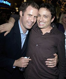 Going out with Will Ferril and Chris Kattan would be fun....or. Sherman OaksSaturday  ...